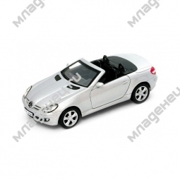 Машинка Welly MB SLK350 (CONVERTIBLE) (1:34-39)