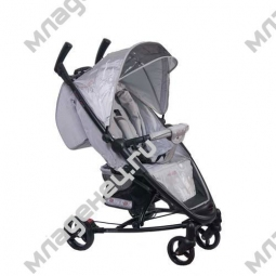 Коляскa Baby Care New York silver