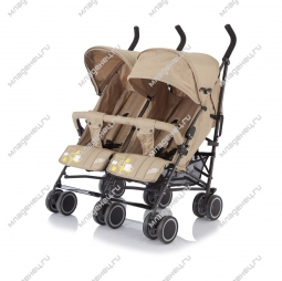 Коляскa Baby Care City Twin beige