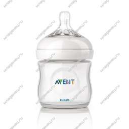 Бутылочка Philips Avent Natural 125 мл (c 0 мес)