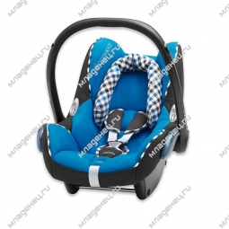 Автокресло Maxi-Cosi CabrioFix Checker Blue