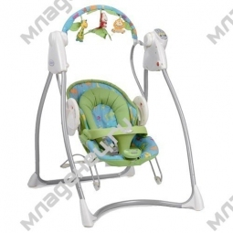 Электрокачели Graco Swing N'Bounce Gustav