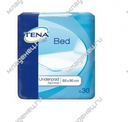 Пеленки Tena Underpad Normal 60х90 см (30 шт)