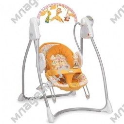 Электрокачели Graco Swing N'Bounce Greta