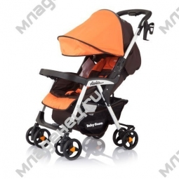 Коляскa Baby Care Avia orange