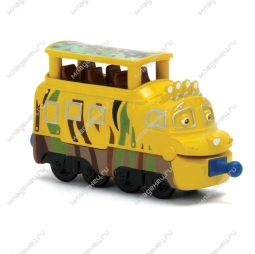 Паровозик Chuggington Мтамбо с 3 лет.
