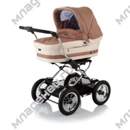 Коляскa Baby Care Sonata brown beige